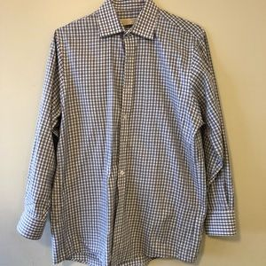 Men's Michael Kor's Dress Shirt Size Large
